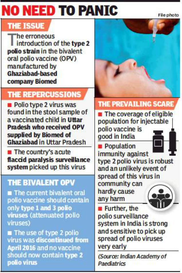 polio vaccine experts dispel social media buzz say polio