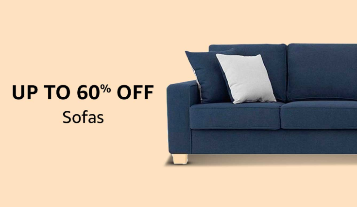 Amazon Great Indian Sale Best Discounts Offers On Home Furniture