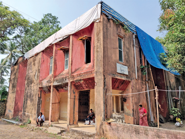 The 4,345-sq-m plot that has been picked for the new bungalow currently houses a municipal gymkhana, which will be pulled down