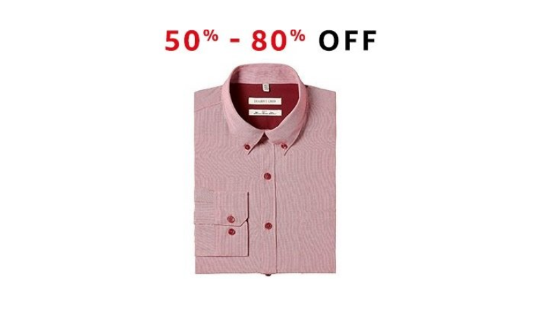 Upto 50% off on T shirts and shirts