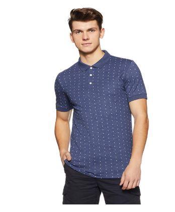 Spiritus by Pantaloons Men's Cotton T Shirt