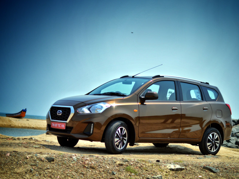 2018 datsun go review: 2018 Datsun Go and Go+ first drive