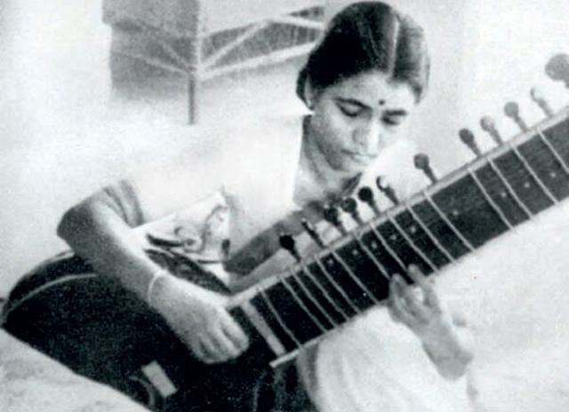 Annapurna Devi was Guru Maa, a combination of music teacher and spiritual guru, to hundreds of students