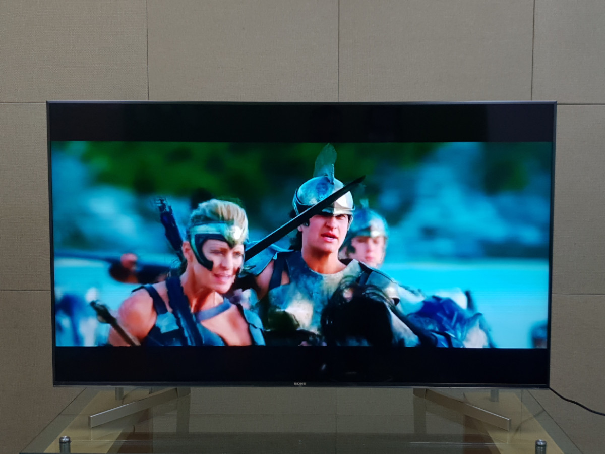 Sony Android TV: Sony Bravia X9000F 4K Android TV review