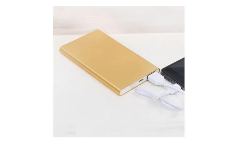 Sleek and portable Charging Bank