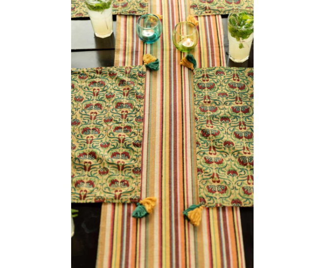 Decorative Table Mat set
