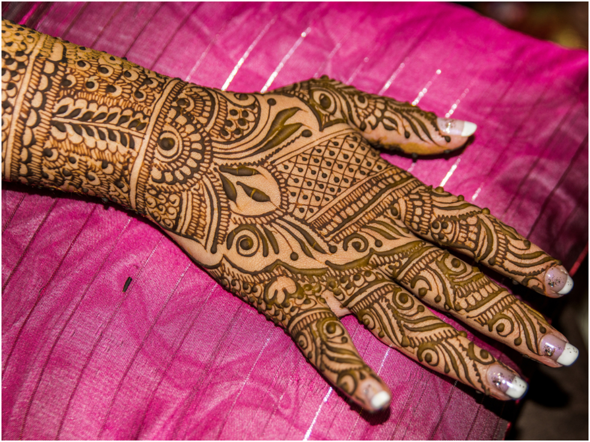 Karva Chauth Mehndi Designs 2018 Images, Photos, Pictures