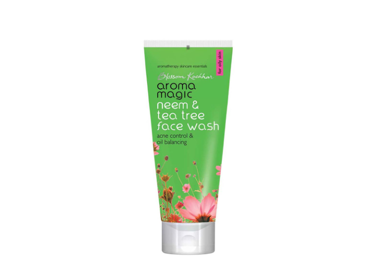 Aroma Magic Neem and Tea Tree Oil Face Wash