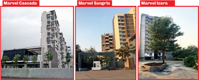 Mohini Pandharipande bought a flat at Marvel Cascada, Balewadi, in 2015. Due to the failure in delivery, the family initiated cancellation, but the builder is yet to comply; PIC: SACHIN PHULSUNDAR
