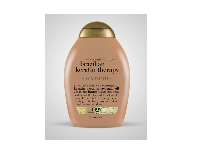 OGX Ever Straightening Brazilian Keratin Therapy Shampoo