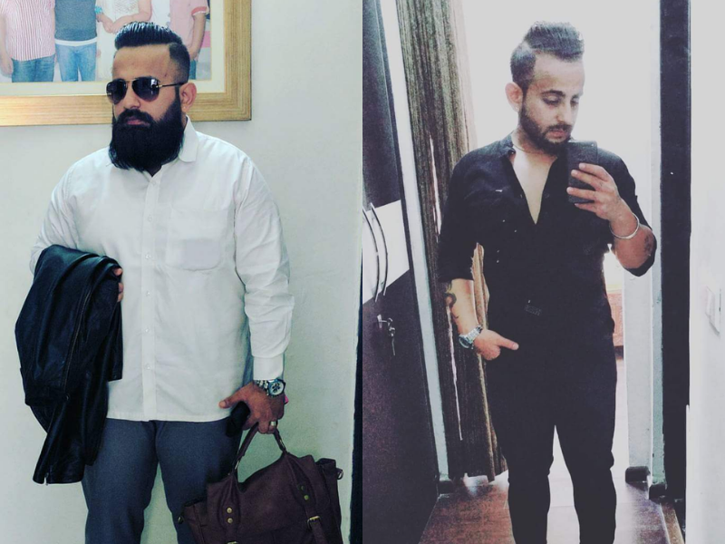 Weight loss: This man was mistaken for his mother's husband