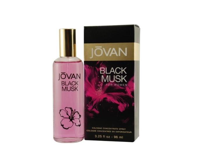 Jovan Black Musk Perfume