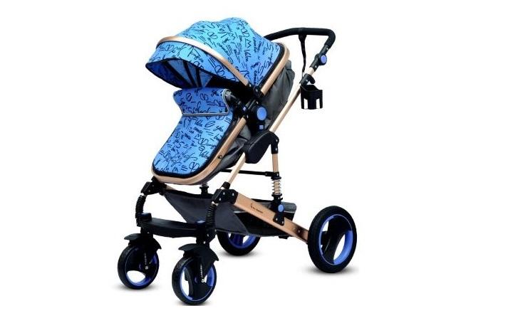R for Rabbit Hokey Pokey - The Ultimate Baby Stroller