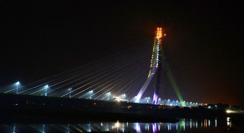 Signature Bridge Delhi A New Tourist Destination Double The Height