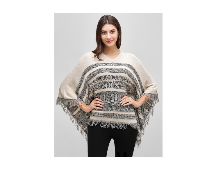 ace162ab0a05 Ponchos to keep you snug and stylish this winter
