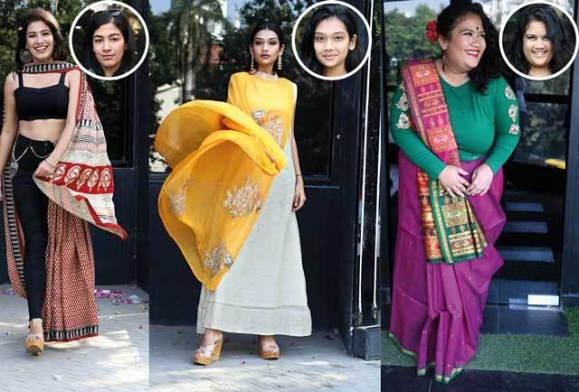 Namita Bhatnagar , Jugna Fadia & Aakanksha Jetley; PICS: ANCELA JAMINDAR