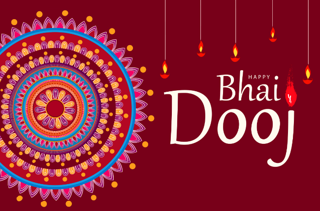 Happy Bhai Dooj 2018 Messages, Images, Greetings, Wishes
