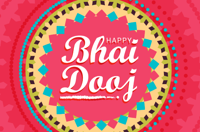 Happy Bhai Dooj 2018 Images, Cards, Pictures, Quotes, Wishes, Messages, Status, Greetings, Photo, Wallpaper