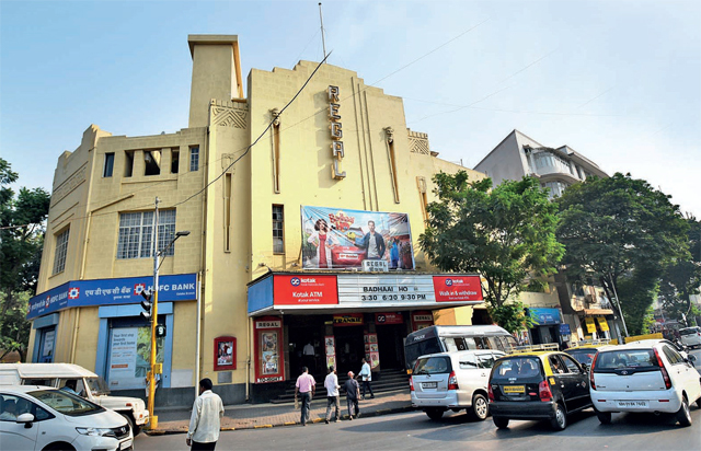 In a multiplex-driven market, the Art Deco cinema at Colaba Causeway still prices its tickets between Rs 150 and Rs 250
