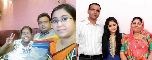 L to R: Ambulance driver Alpesh Raval, fireman Ram Singh will be away from their families during Diwali