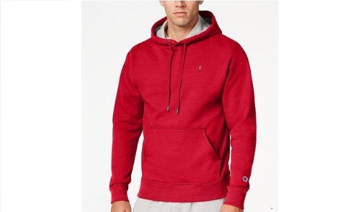 Macy's Men's Powerblend Fleece Hoodie Jacket