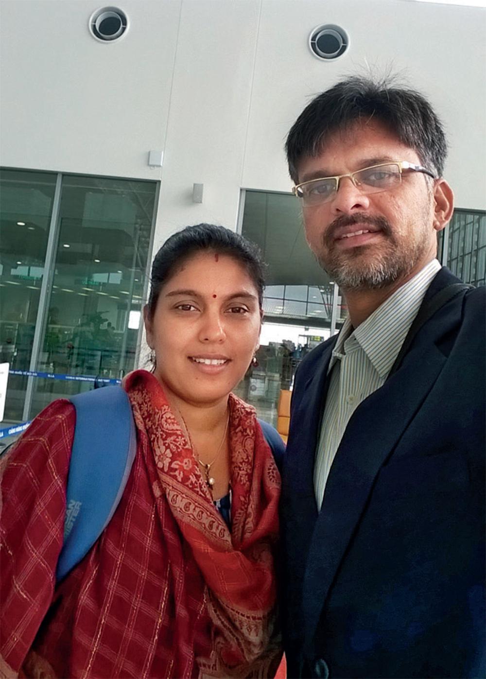 Aayushi Ketkar works for the Sangh's J&K Studies Centre; Prafulla Ketkar is the editor of Organiser