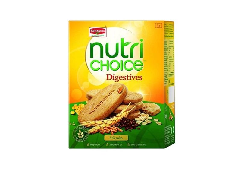 Britannia NutriChoice 5 Grain Biscuits