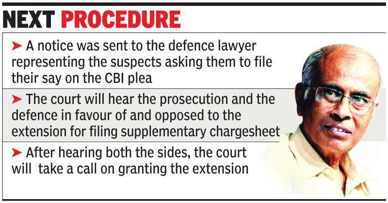 Court to hear CBI's plea in Dabholkar case tomorrow