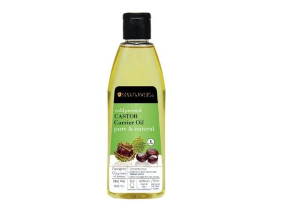 Soulflower Coldpressed Castor Hair Oil