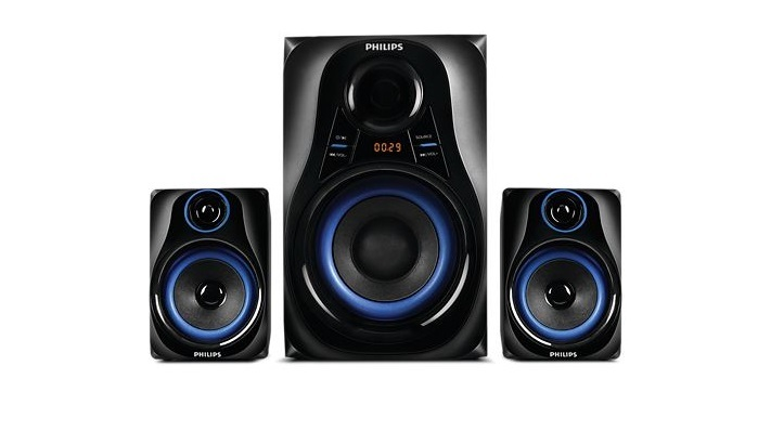Philips Dhoom MMS2580B Home Theater System