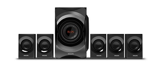 Philips SPA8000B Home Theater