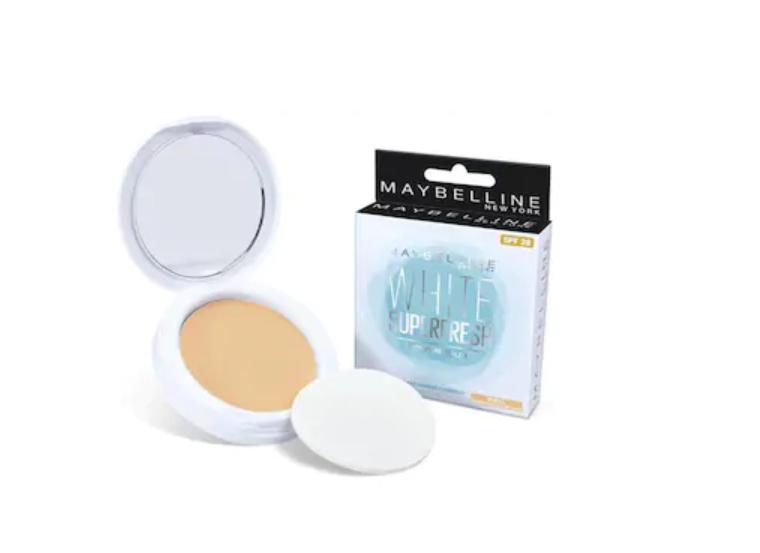 Maybelline New York White Super Fresh Compact