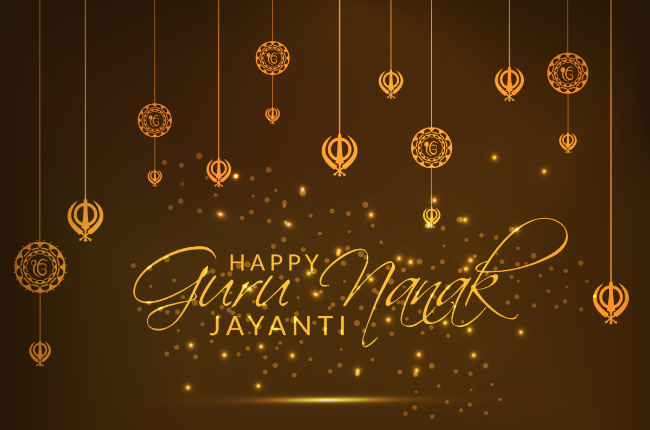 Happy Guru Nanak Jayanti 2018 Wishes, Messages, Quotes, Status, Images, Cards, Greetings, Quotes, Pictures