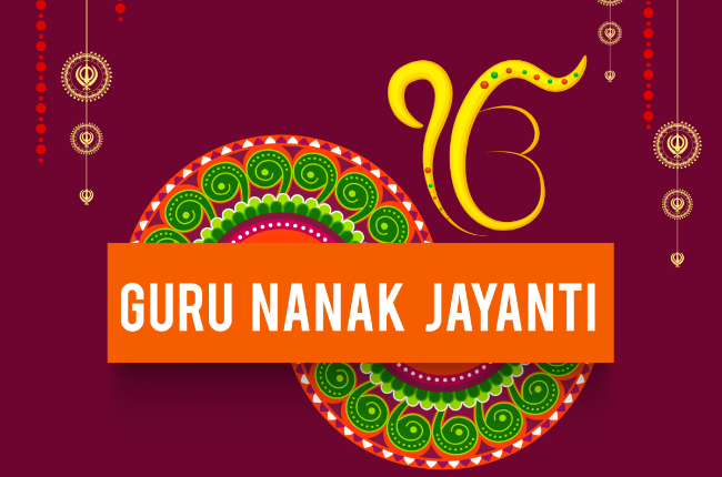 Happy Guru Nanak Jayanti 2018 Wishes, Messages, Images, Quotes, Cards, Greetings