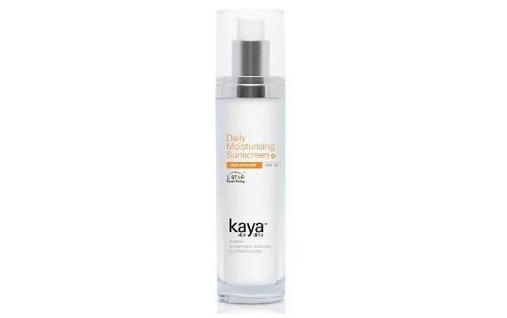 Kaya Daily Moisturising Sunscreen SPF30