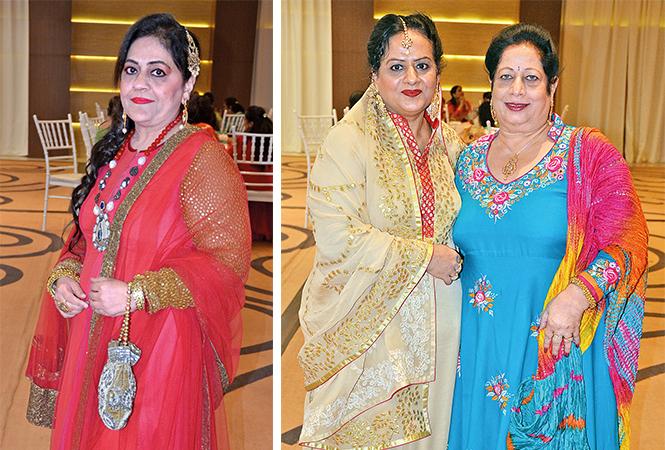 (L) Bunty (R) Daljeet and Amrit (BCCL/ IB Singh)