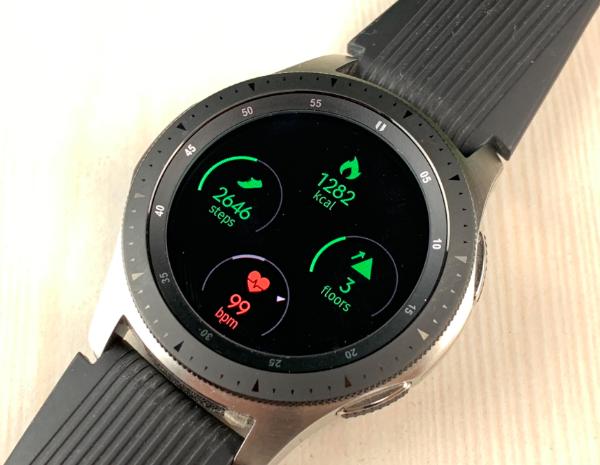 Samsung Galaxy Watch: Samsung Galaxy Watch review: Best