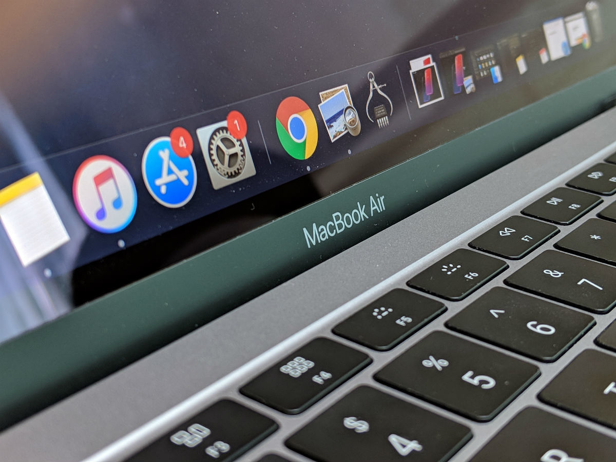 Apple MacBook Air: Apple MacBook Air (2018) review: Air for the