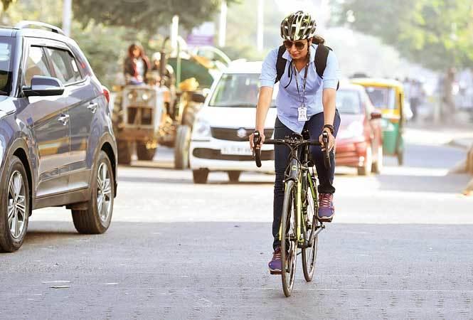 Noida--Cycling-RAN_3650