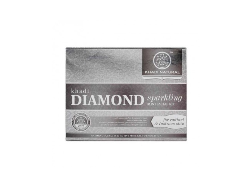 Khadi Natural Diamond Mini Facial Kit