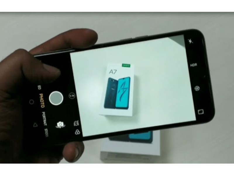 Oppo A7: Oppo A7: First Impressions | Gadgets Now
