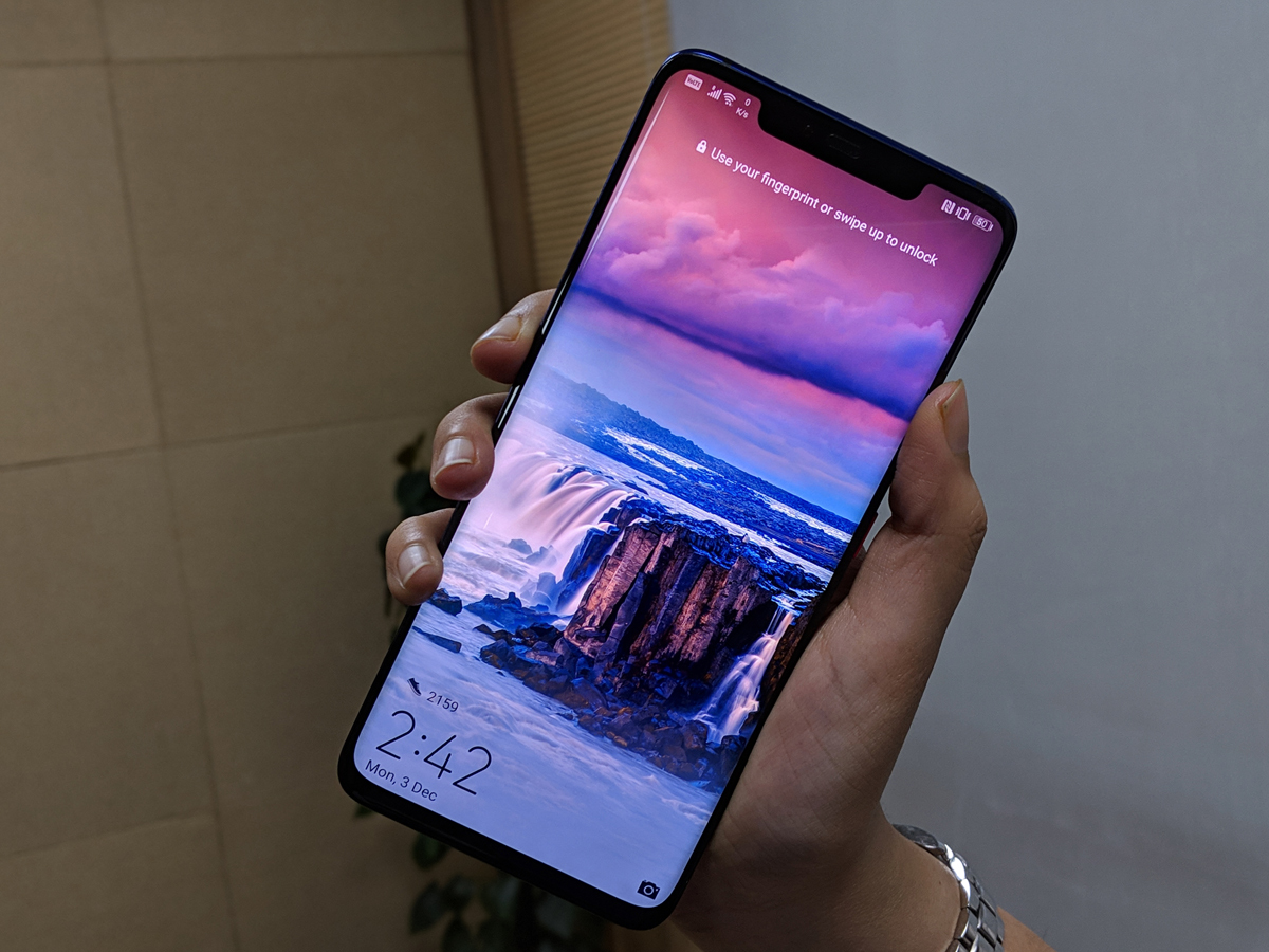 Huawei Mate 20 Pro Review: Champagne Supernova | Gadgets Now