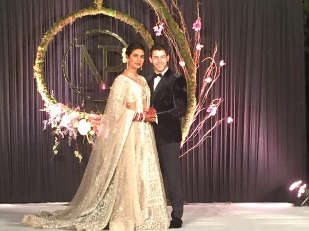 Nick Jonas and Priyanka Chopra marriage reception pictures, photos, images