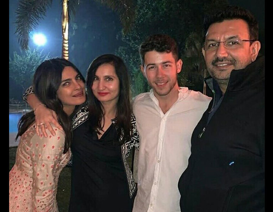 Priyanka Chopra and Nick Jonas wedding photos and marriage images