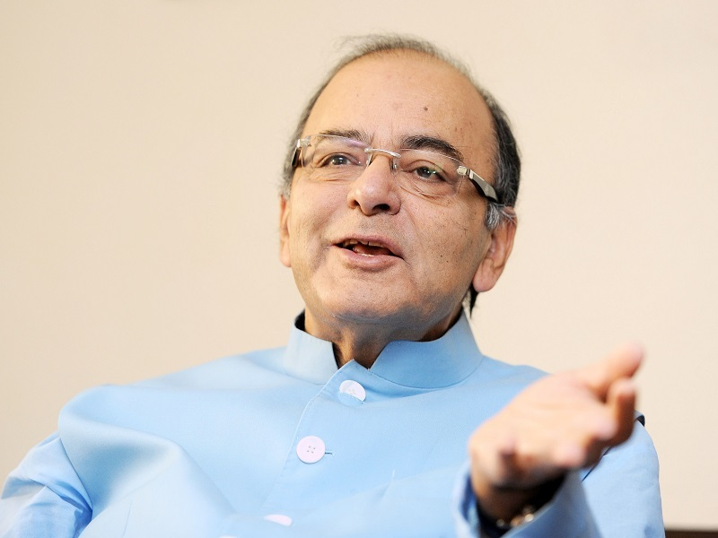 Arun Jaitley Photo by Sanjeev Rastogi