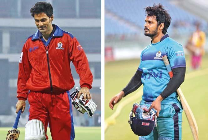 (L) Mohammad Kaif (R) Sunny Duggal (BCCL/ Aditya Yadav)