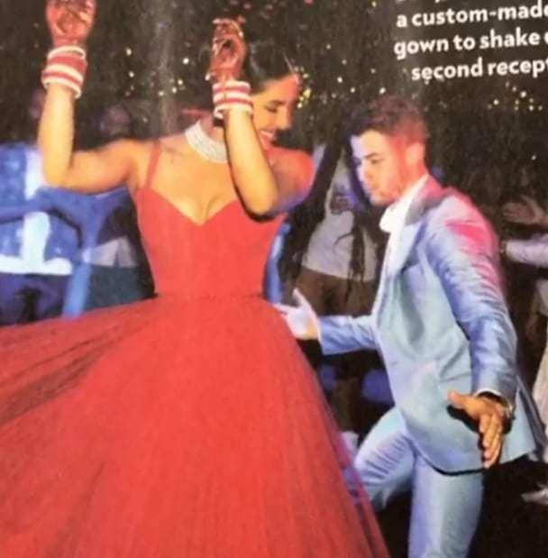 Priyanka, Nick dance the night away (Source: Instagram)
