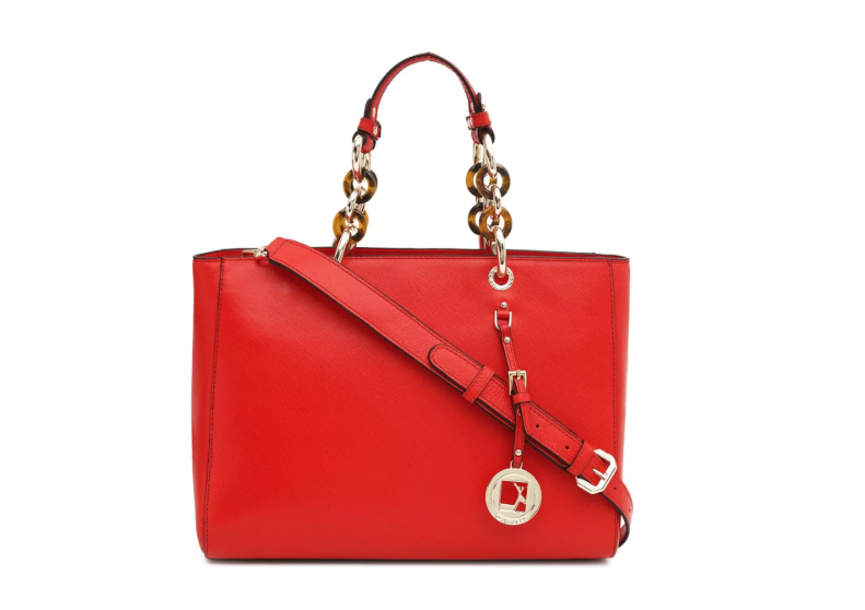 Red bag by Da Milano
