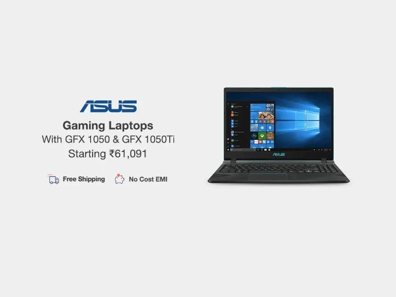 Asus Gaming Laptops