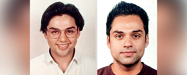 Abhay Deol, then and now
